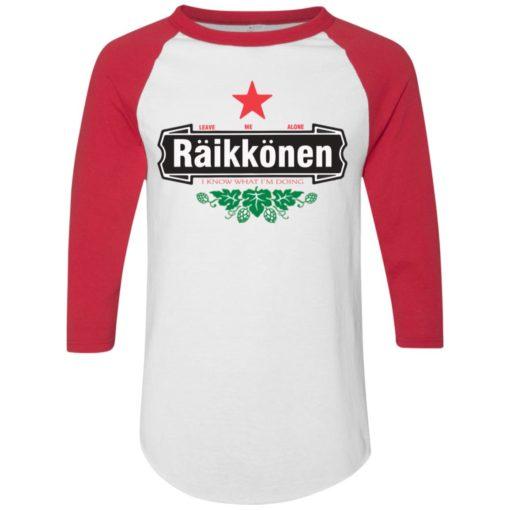 Raikkonen I know what I'm doing