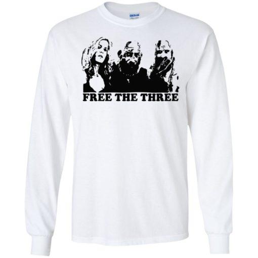 Zombie free the three