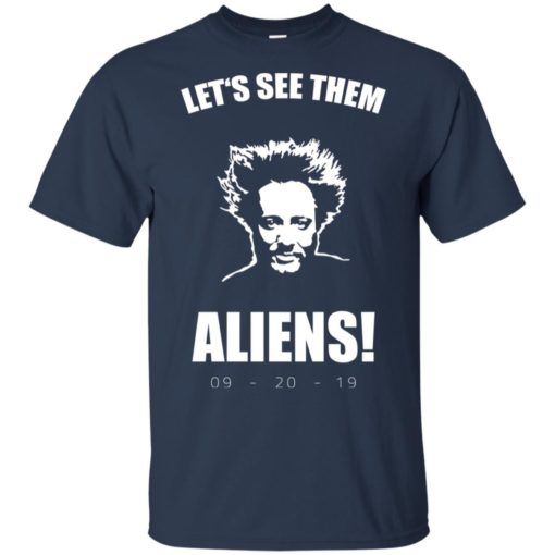 Let's see them Aliens