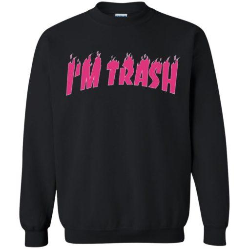 Tony Jefferson Thrasher I'm Trash