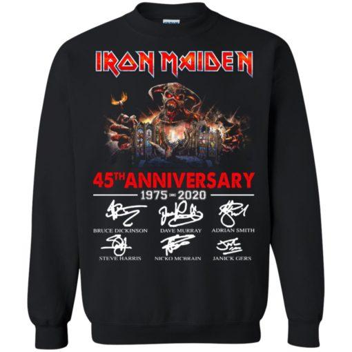 Iron Maiden 45th Anniversary