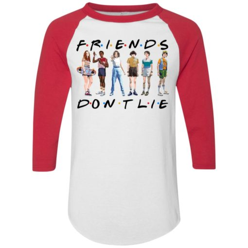 Stranger Things 3 Friends Don't Lie