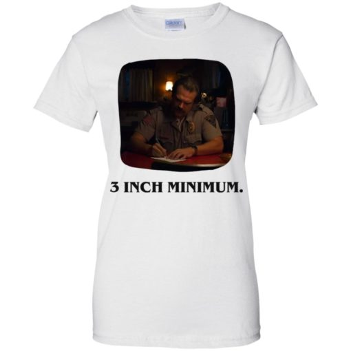 Jim Hopper 3 Inch Minimum