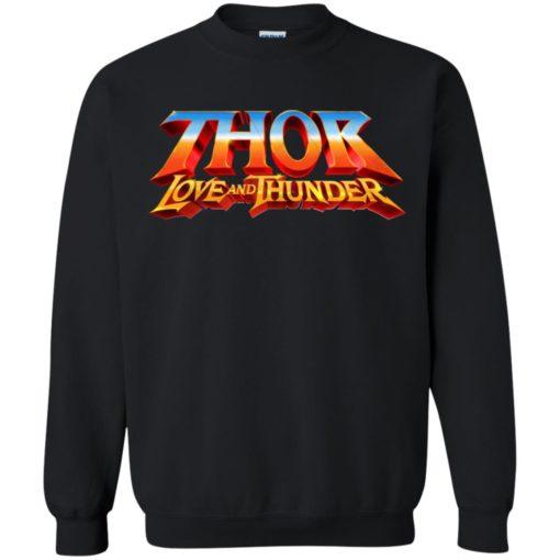 Thor Love and Thunder shirt
