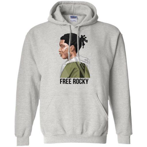 Free Asap Rocky shirt