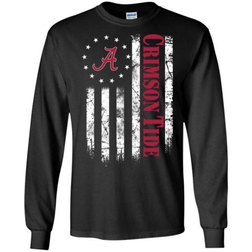 Alabama Crimson Tide Betsy Ross flag shirt