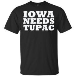 Iowa needs Tupac shirt