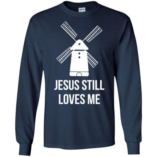 The Bachelorette Jesus still loves me black shirt