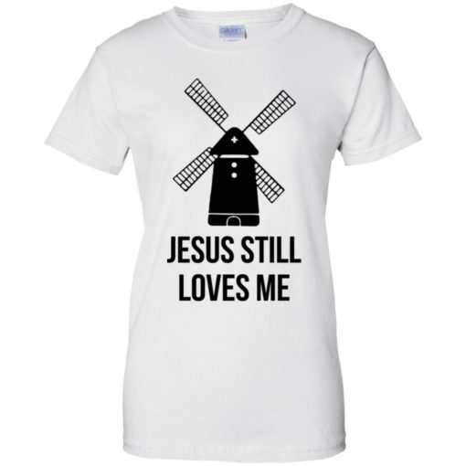 The Bachelorette Jesus still loves me windmill shirt