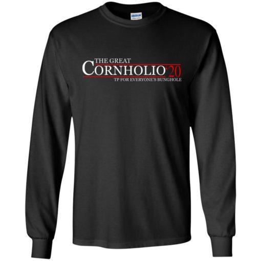The Great Cornholio 2020