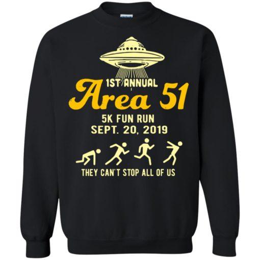 Annual Area 51 5k Fun Run