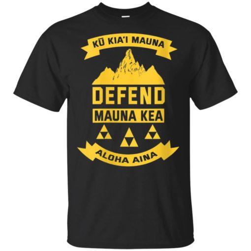 Defend Mauna Kea Aloha Aina