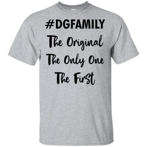 Dwyane Wade #DGFamily shirt