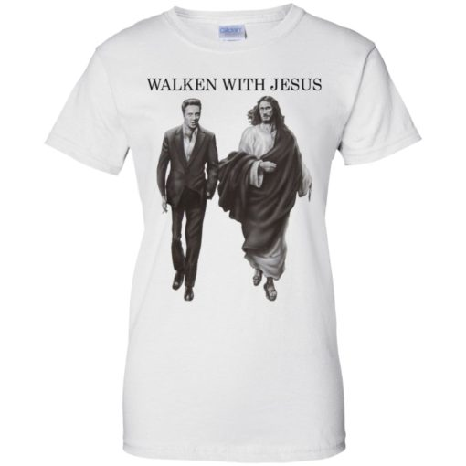 Walken with Jesus