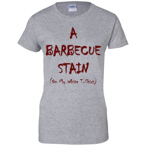 A Barbecue Stain
