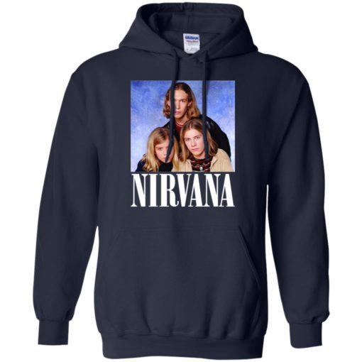 Nirvana Hanson shirt