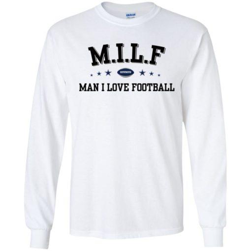Dallas Cowboys MILF Man I love Football