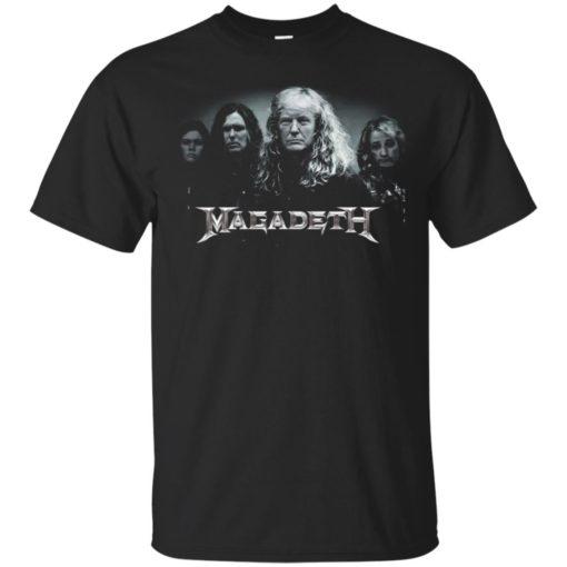 Megadeth Trump