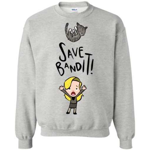 Angela Kinsey Save Bandit