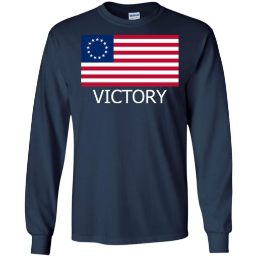 Betsy Ross Flag Victory