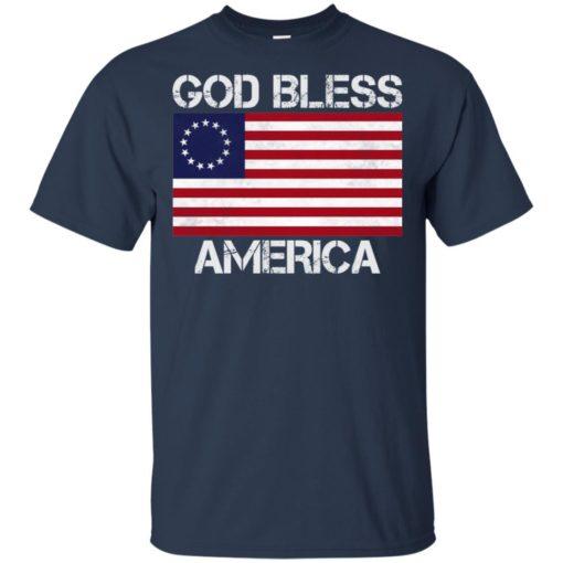 Betsy Ross God bless America