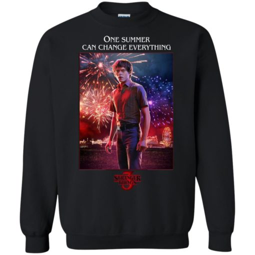 Charlie Heaton one summer can change everything shirt