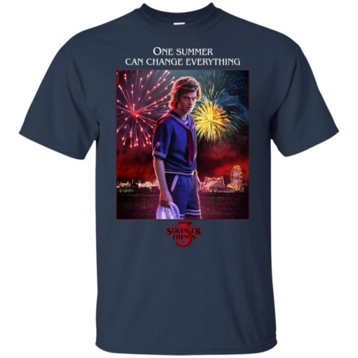 Steven Harrington one summer can change everything shirt