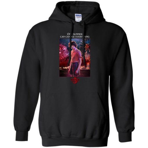 Mike Wheeler one summer can change everything shirt
