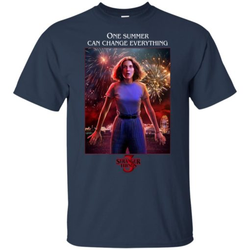 Eleven one summer can change everything shirt