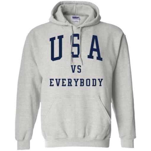 USA vs Everybody
