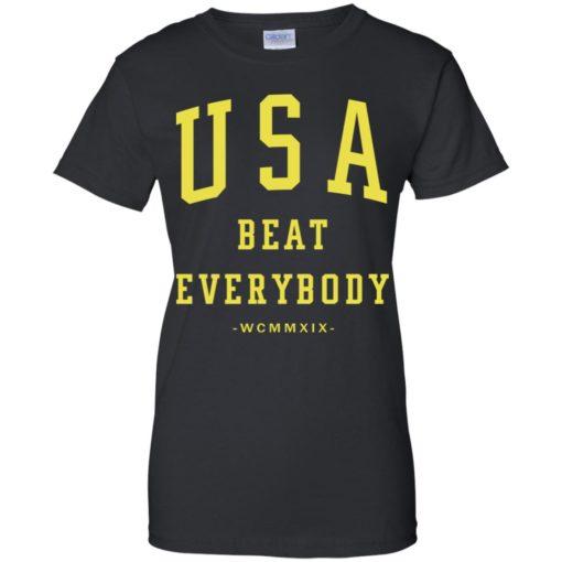 USA Beat Everybody