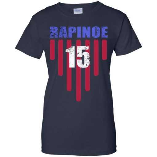 Rapinoe 15 soccer