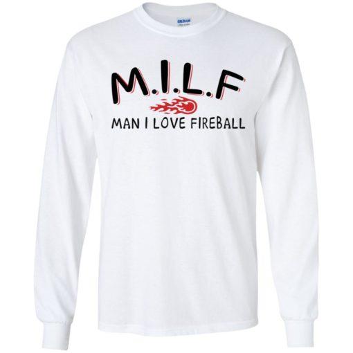 MILF Man I love Fireball