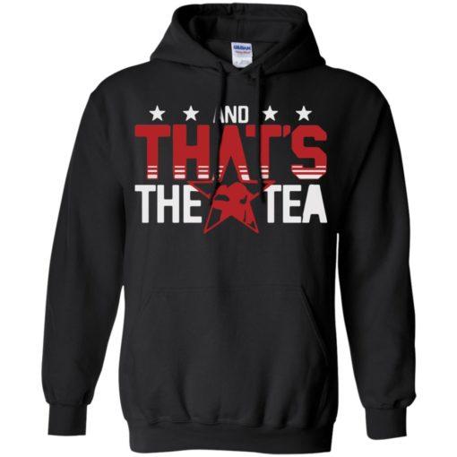 Alex Morgan and That's The Tea